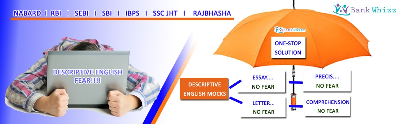 For free access of DESCRIPTIVE ENGLISH - Click here