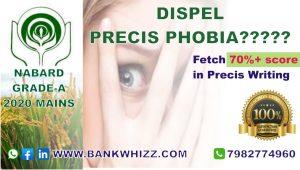 Phobia of Precis