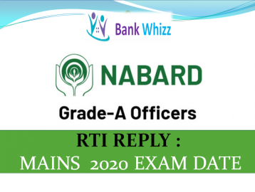NABARD REPLY