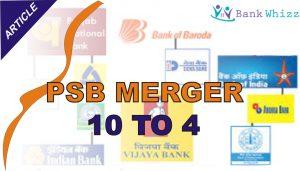 PSBs merger