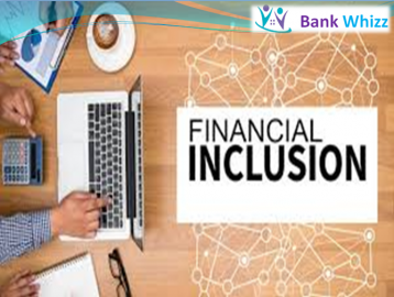 Financial inclusion – A requirement for all ages in India
