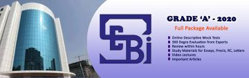 SEBI Grade A 2020 Notification