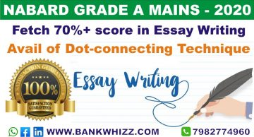 Essay writing_dot connecting