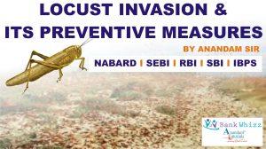 Essay on Locust Invasion in India