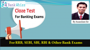 CLOZE TEST 1