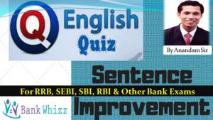 sentence improvement 19