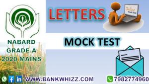letter mock 5
