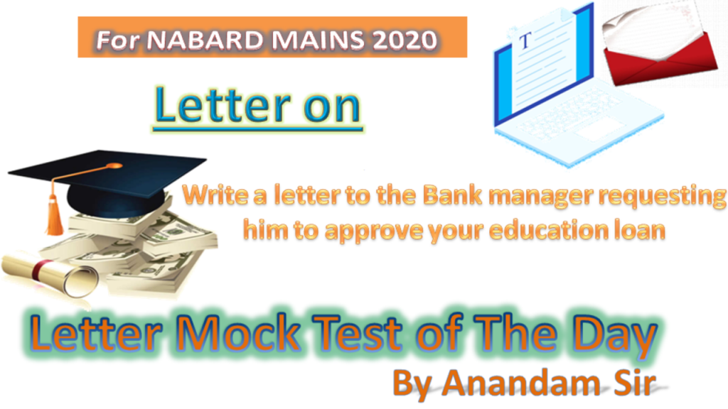 letter mock of the day 2
