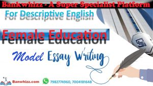 female education Essay Writing