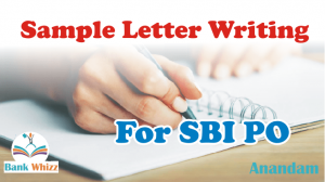 Essay, Letter SBI PO