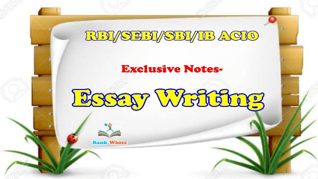 Exclusive notes-RBI SBI SEBI IB AICO