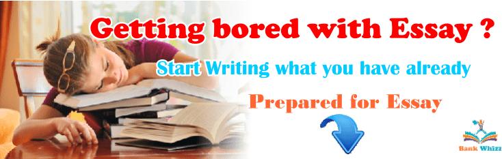 Essay, Precis, Comprehension
