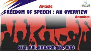 Essay on Freedom of Speech