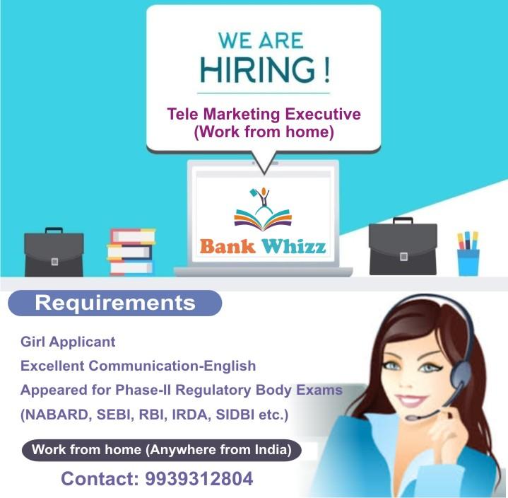 Recruitment at Bankwhizz
