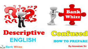 How to prepare descriptive english