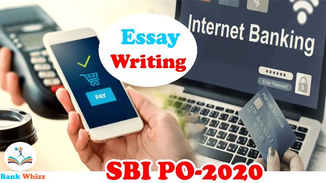 essay mock, SBI PO, RBI, NABARD, SEBI