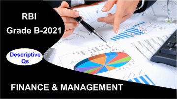 Finance and management QS