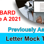 letter asked NABARD Grade A