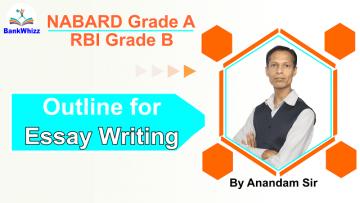 outline for Essay Writing