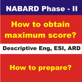 nabard main descriptive paper preparation