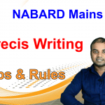 Precis Writing Tips and Rules