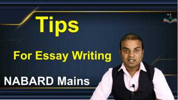 Tips for Essay Writing for NABARD